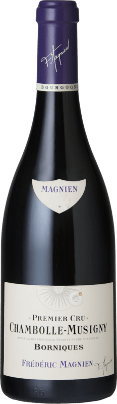 Frederic Magnien Chambolle Musigny 1. Cru Les Borniques 2015