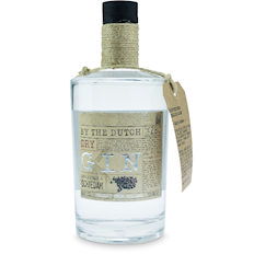 By the Dutch Dry Gin, Holland, 42.5%