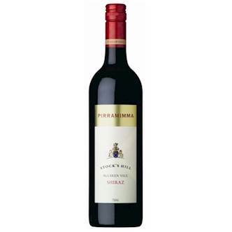 Pirramimma Stocks Hill 100% PREMIUM-Shiraz 2011        SPAR 600 KR.